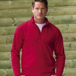 red work fleeces,custom workwear