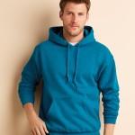 turquoise hoodie,Positive Branding