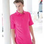 printed polo shirts
