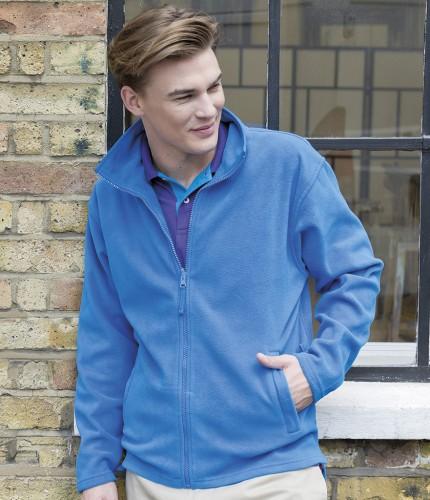 blue work fleeces,Positive Branding