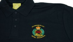 embroidered workwear,Logo Embroidery on Tshirt in London