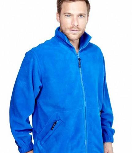 blue work fleece,Positive Branding