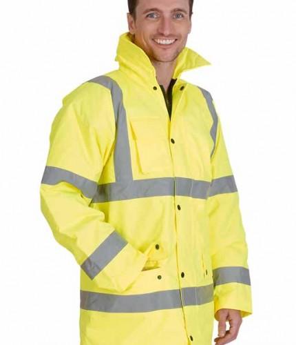 hi vis jackets,branded staff uniforms in London
