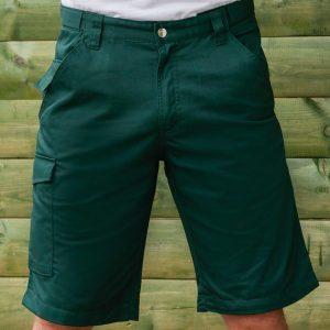 Russell Workwear Work Shorts,Positive Branding