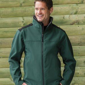 Russell Soft Shell Workwear Jacket,Positive Branding