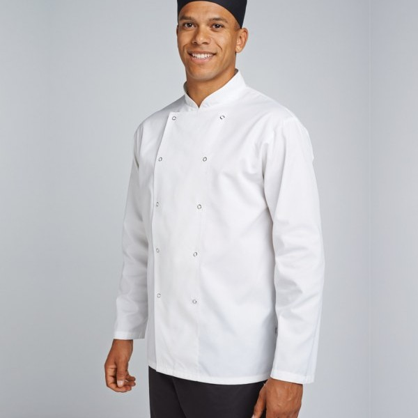 AFD Long Sleeve Chef's Jacket