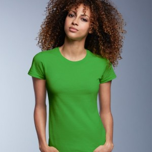 Anvil Ladies Fashion Basic Fitted T-Shirt,Positive Branding