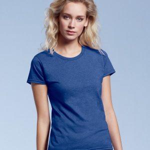 Anvil Ladies Fashion Basic T-Shirt,Positive Branding