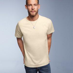 AnvilOrganic™ Crew Neck T-Shirt,custom workwear