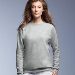 Anvil Ladies Fashion Drop Shoulder Sweatshirt,Positive Branding