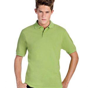 B&C Safran Cotton Pique Polo Shirt,Positive Branding