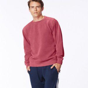 Comfort Colors Drop Shoulder Sweatshirt,Positive Branding