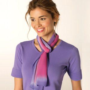 Skopes Palette Chiffon Scarf,custom workwear