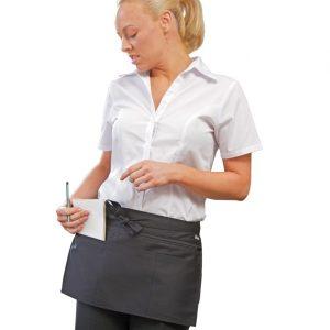 Dennys Zip Pocket Apron,Positive Branding