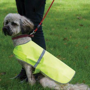 RTY Enhanced Visibility Refective Dog Vest,Positive Branding