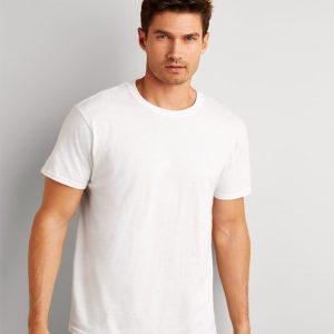 Gildan Platinum Underwear crewneck T-Shirt,Positive Branding