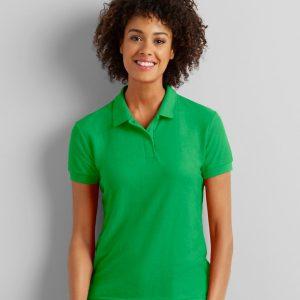 Gildan Ladies DryBlend® Double Pique Polo Shirt,Positive Branding