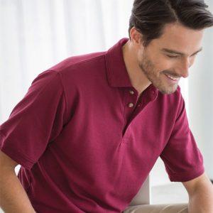 Henbury Ultimate Poly/Cotton Pique Polo Shirt