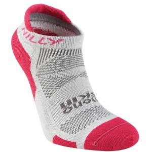Hilly Ladies Cushion Socklets,Positive Branding