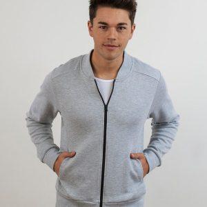 AWDis Undergrad Sweat Jacket,Positive Branding