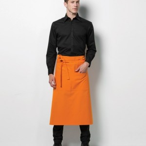 Kustom Kit Bargear® Long Apron,custom workwear