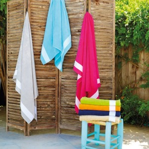 Kariban Velour Beach Towel,Positive Branding