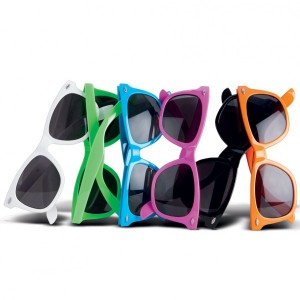 Kimood Colourful Sunglasses,Positive Branding