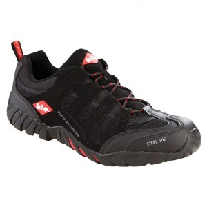 Lee Cooper Safety Trainers,Positive Branding