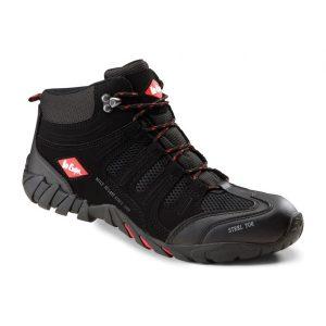 Lee Cooper S1P SRC Mid Cut Boots,Positive Branding