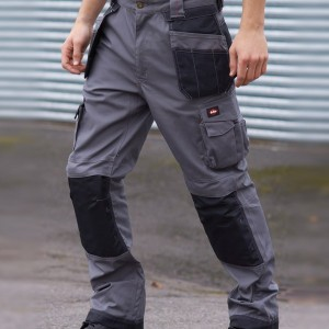 Lee Cooper Premium Heavyweight Workwear Trousers,Positive Branding