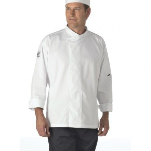 Le Chef Long Sleeve Academy Tunic,branded staff uniforms in London