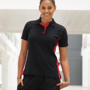 Finden & Hales Ladies Sports Cotton Pique Polo Shirt,Positive Branding