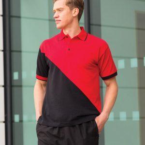 Finden & Hales Team Cotton Pique Polo Shirt,Positive Branding