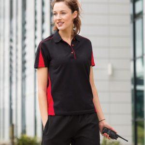 Finden & Hales Ladies Club Poly/Cotton Pique Polo Shirt,Positive Branding