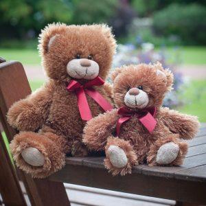 Mumbles Monty Bear,Positive Branding