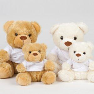 Mumbles Bear in a T-Shirt,Positive Branding