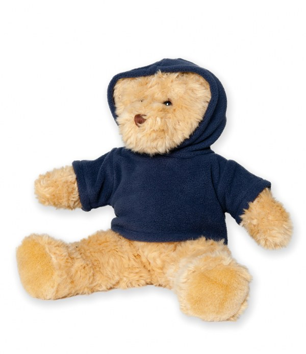 Mumbles Teddy Fleece Hoodie