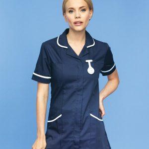 Premier Ladies Vitality Healthcare Tunic,Positive Branding
