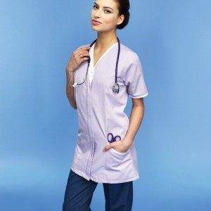 Premier Ladies 'Daisy' Healthcare Tunic,Positive Branding