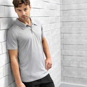 Premier Coolchecker Stud Pique Polo Shirt,custom workwear