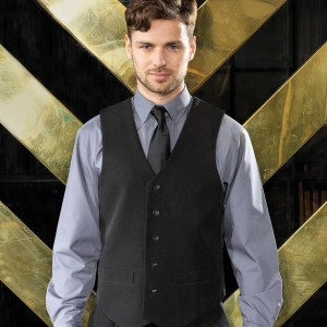 Premier Lined Waistcoat,branded staff uniforms in London