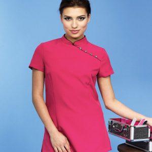 Premier Ladies Mika Short Sleeve Tunic,Positive Branding