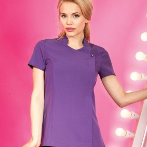 Premier Ladies Blossom Short Sleeve Tunic,Positive Branding