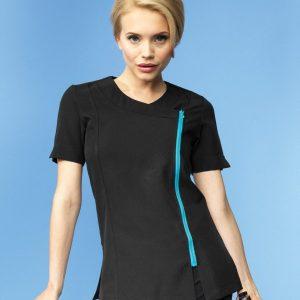 Premier Ladies Camellia Short Sleeve Tunic,Positive Branding