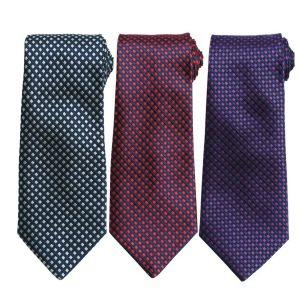 Premier Dice Check Tie,Positive Branding