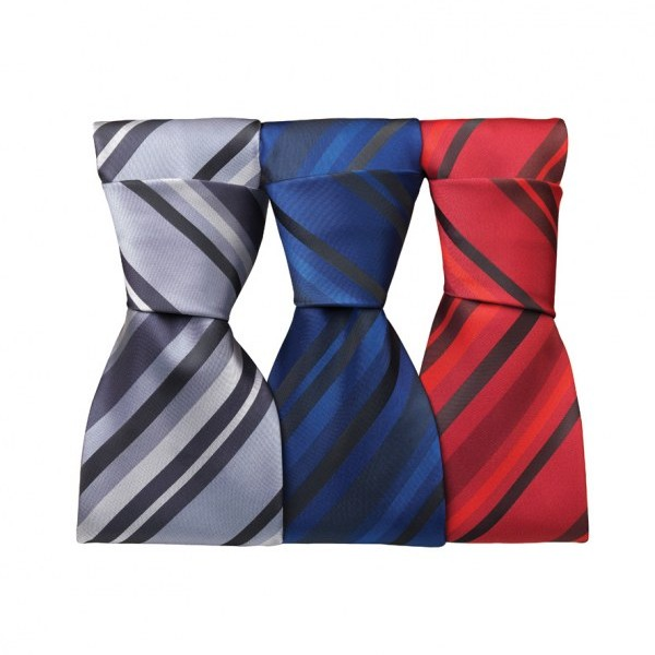 Premier Multi Stripe Tie,Embroidered clothing in London