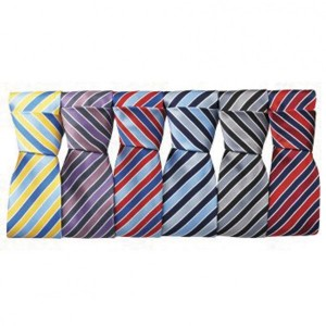 Premier Candy Stripe Tie,Positive Branding