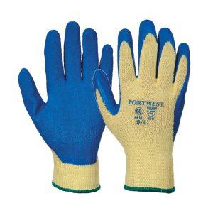 Portwest Kevlar® Latex Grip Gloves,custom workwear