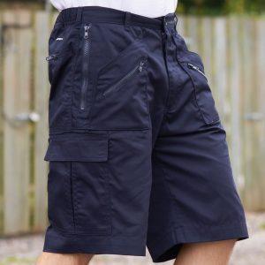 Portwest Action Shorts,custom workwear