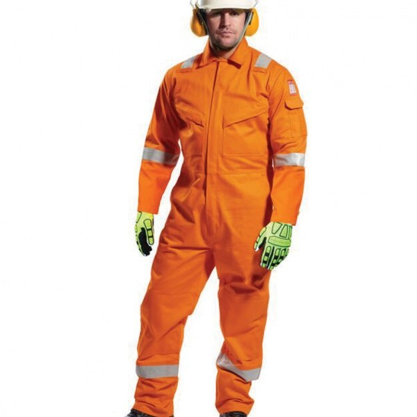Portwest Bizflame™ Anti-Static Coverall,Positive Branding